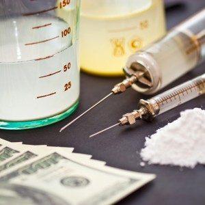 Основные психотропные наркотические вещества