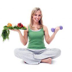 Режим питания при физических нагрузках
