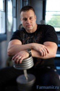 Основные принципы при наборе мышечной массы