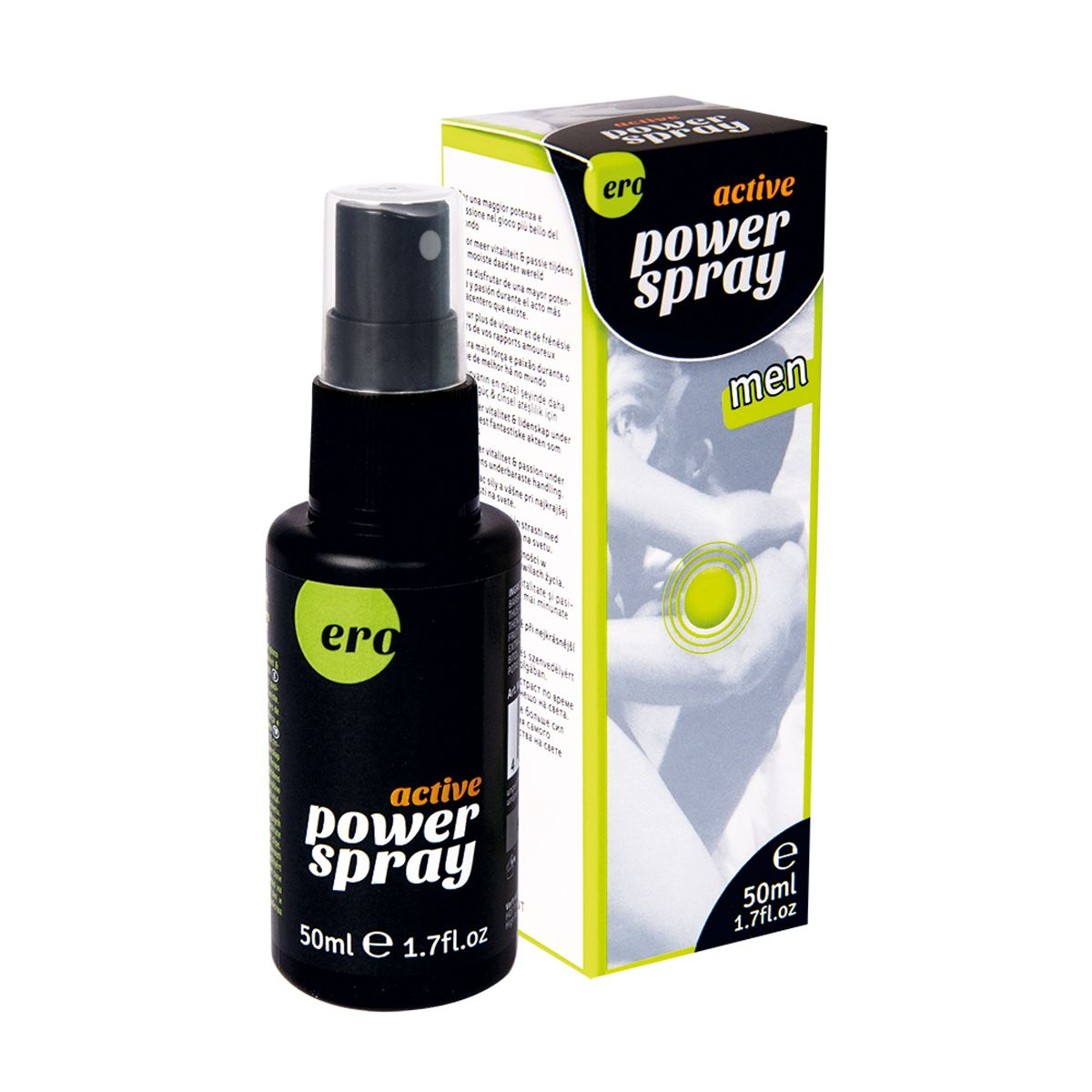 Active Power Spray