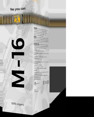 М-16 для повышения потенции