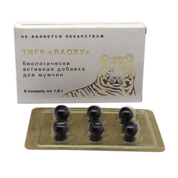Белый тигр препарат для потенции