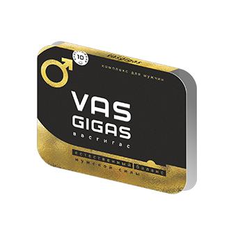 Кристаллин Vas Gigas для потенции