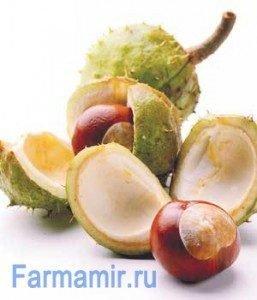 экстракт плодов конского каштана