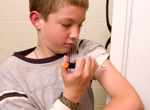 1 тип сахарного диабета чаще всего развивается в детско-юношеском возрасте