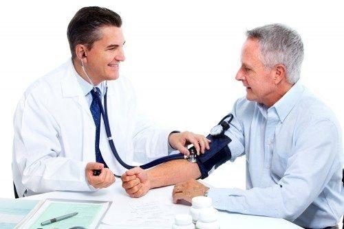 Измерение артериального давления. Диагностика гипертонической болезни