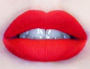 идеальные губы