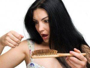 Ужас сильно выпадают волосы