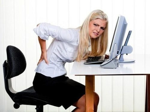ТОП-10 офисных болезней