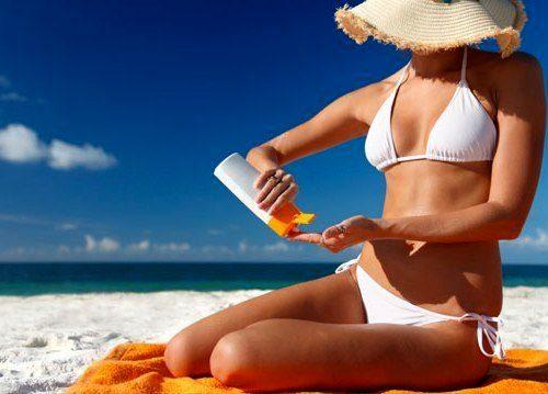 Как получить красивый загар. Что вредней: солнце или солнцезащитные средства.
