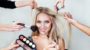 Как правильно выполнить макияж