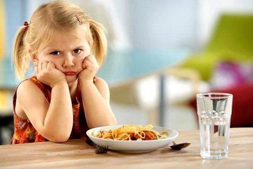 потеря аппетита у ребенка гастрит
