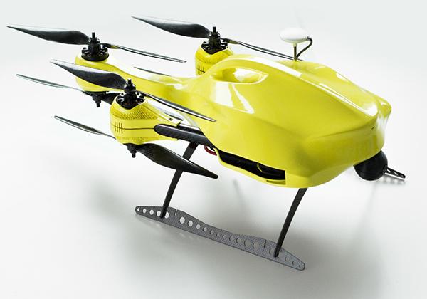 Амбулаторные дроны