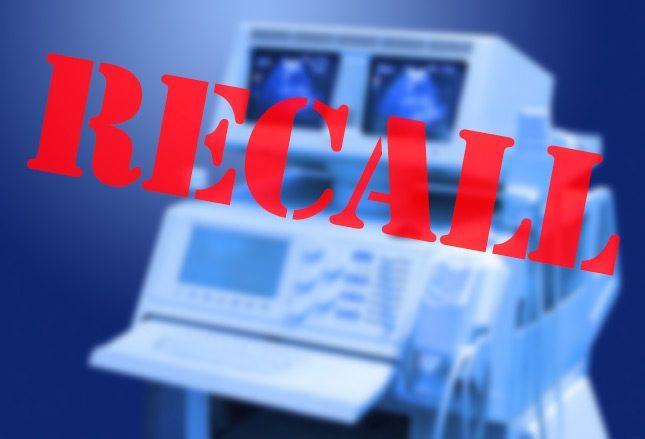 Отзыв медицинского оборудования