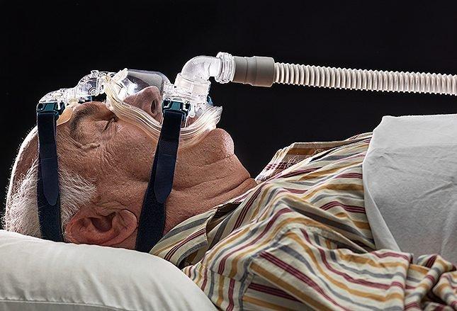 Лечение сонного апноэ