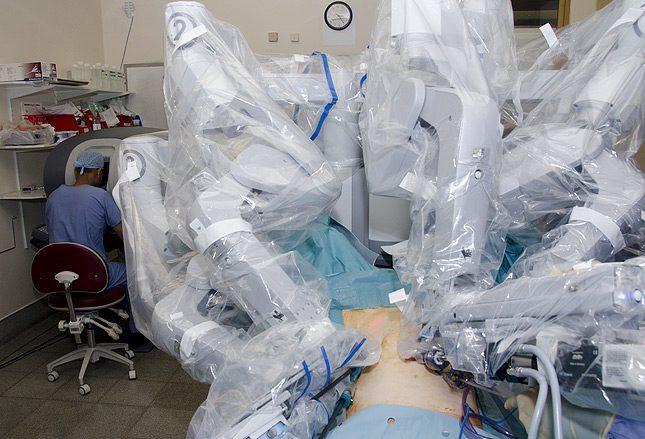 Опасности роботизированной хирургии