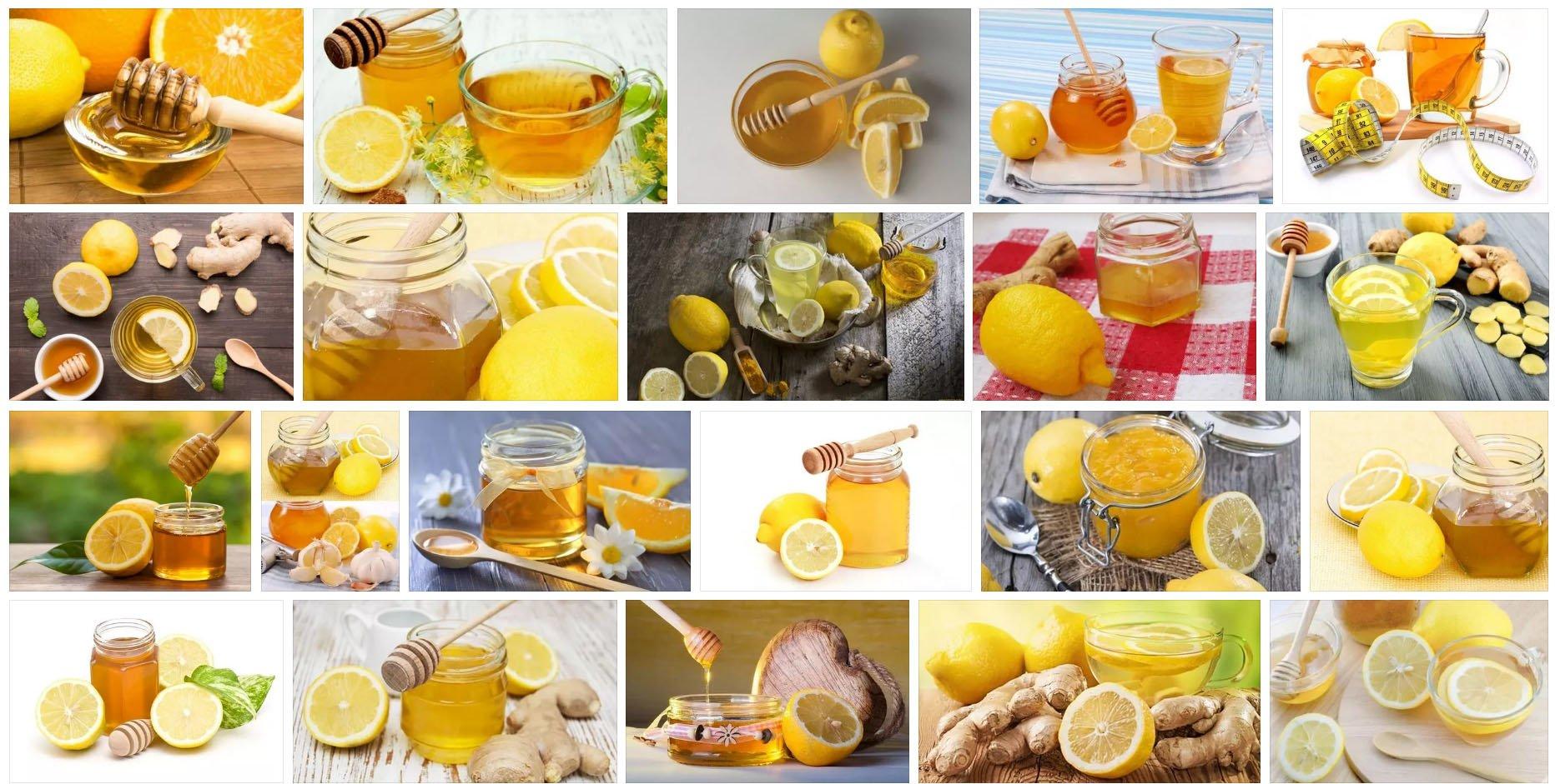 Медово лимонная диета