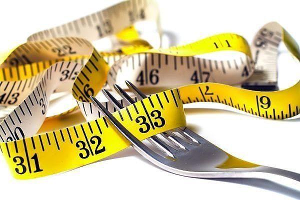 Благодаря диете можно легко похудеть