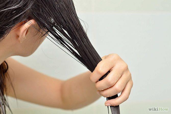 маски для волос эксперементируйте