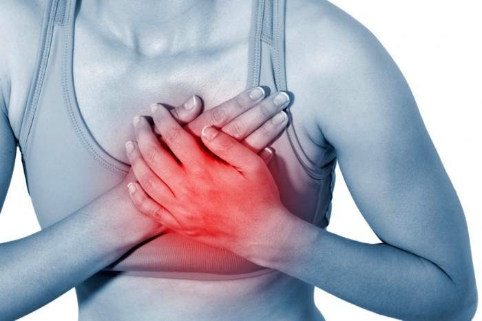 Сердечные приступы