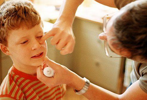 Крем и лосьон для кожи от аллергии