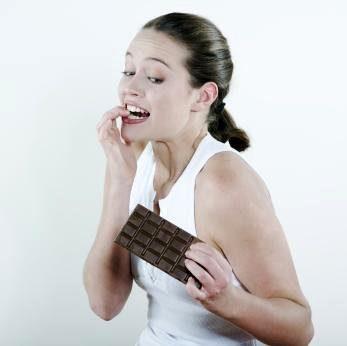 Женщина-искушение-на-шоколада