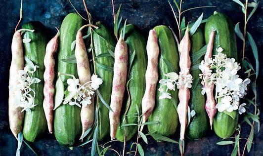 кабачки и бобы диета