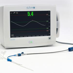 Система непрерывного внутрисосудистого мониторинга глюкозы компании GlySure одобрена в Европе