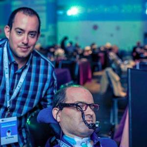 Система Eye Control призвана вернуть голос всем пациентам с тяжелой формой инвалидности