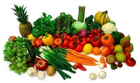 овощи крупным планом