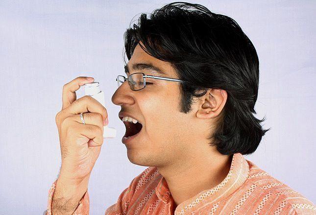 Обострения астмы/аллергии