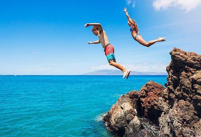 Травмы при занятиях дайвингом и водными видами спорта