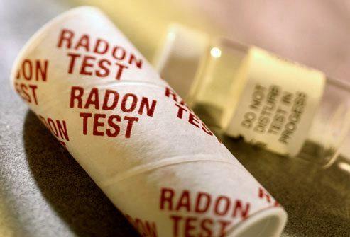радон тест