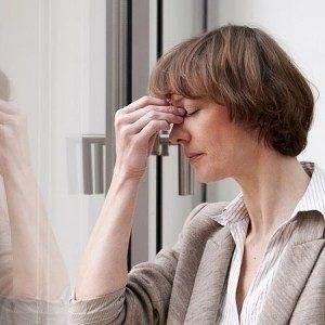Стресс исключает возможность похудения