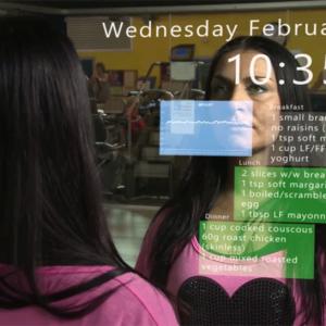 Wize Mirror для мониторинга здоровья, профилактики сердечно-метаболических заболеваний