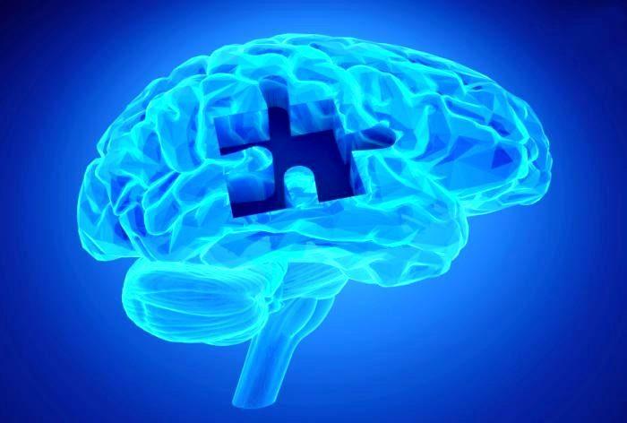 повреждение головного мозга от алкоголя