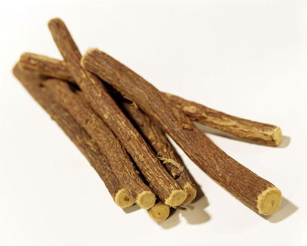 корень солодки от холестирина