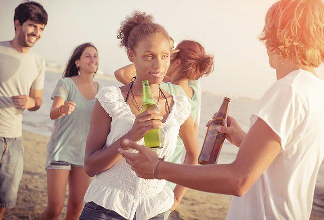 Психосоциальное влияние алкоголя
