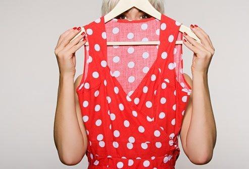 Примеряйте свою прошлую одежду
