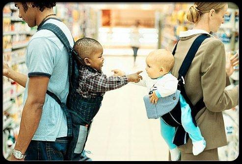 Средства по уходу за кожей младенца