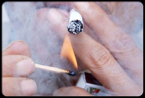 курение и бронхит фото
