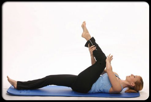 Облегчение невралгии седалищного нерва: физические упражнения