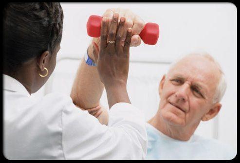 Реабилитация после инсульта: лечебная физкультура