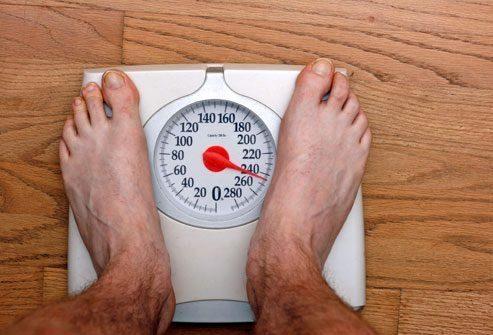 Остеоартроз и вес