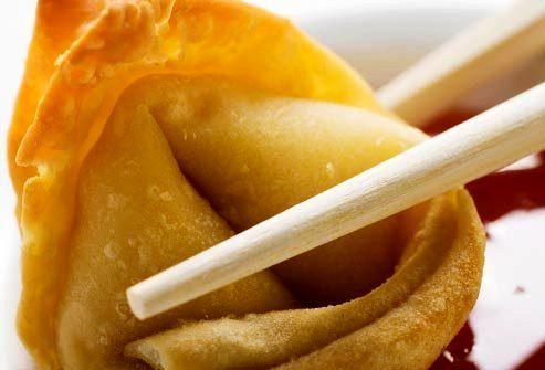 Подъем: Китайская еда
