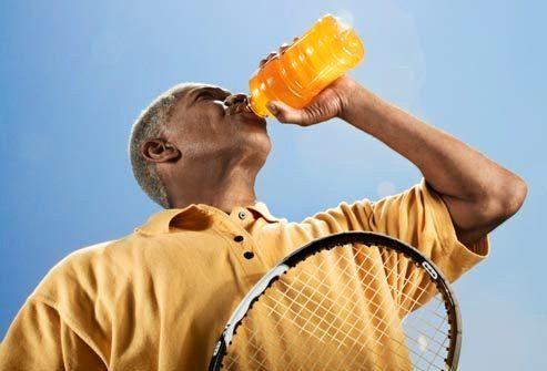 Подъем: Спортивные напитки