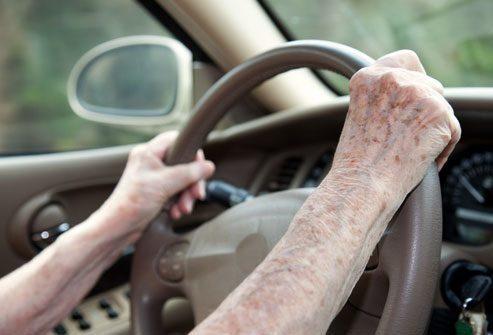 Должны ли больные прекратить вождение автомобиля?