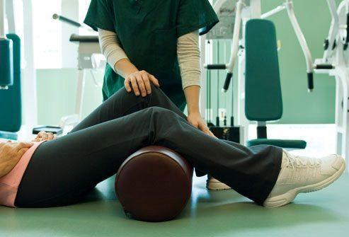 Лечение РС: Физическая терапия