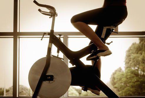 СРК и физические упражнения