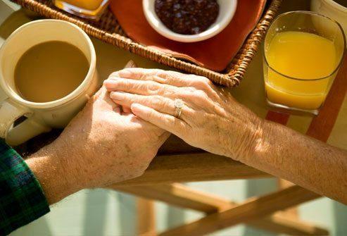 Проблемы в уходе за человеком с болезнью Альцгеймера